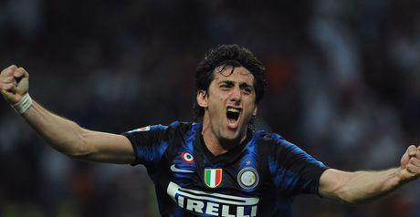 Milito: Returns to fitness