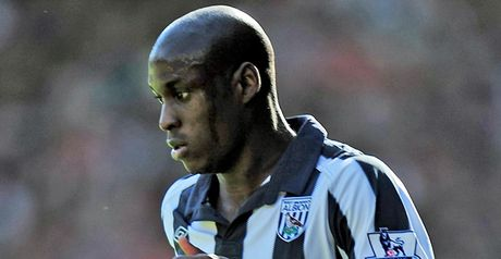 Marc-Antoine Fortune: Has slipped down the pecking order at The Hawthorns