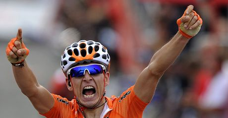 Anton: Pulled away on the climb to take the most prestigious win of his career