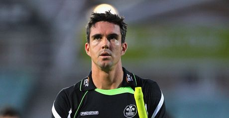 Pietersen: Made 38 on Surrey debut