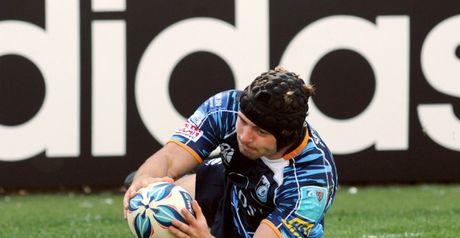 Halfpenny: scored only try