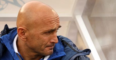 Spalletti: Desperately hoping to find some form