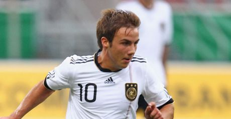 Gotze: Exciting prospect