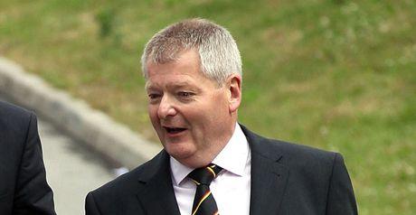 Peter Hood: Has quit Bradford