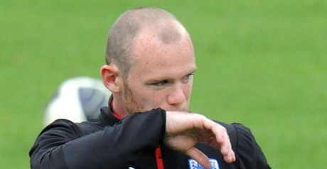 Rooney: Set to play