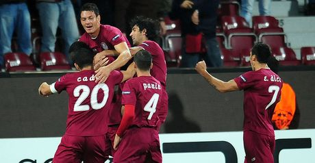 Cluj kick-off their campaign with three points