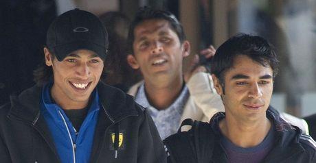 Pakistan trio are due in court