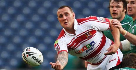 Hock: Free to train with Wigan