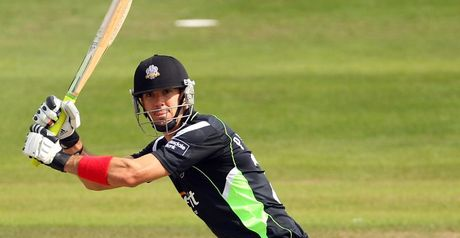 Pietersen: struggling for form