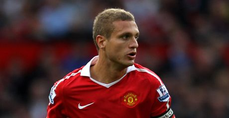 Vidic: Welcome back Rio