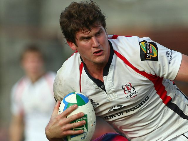 Robbie Diack: Two tries for Ulster