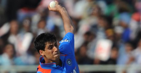 Nehra: experienced performer