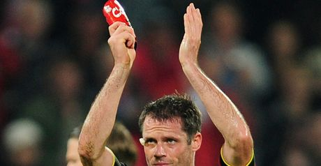 Carragher: Predicting a bright future for his beloved Liverpool