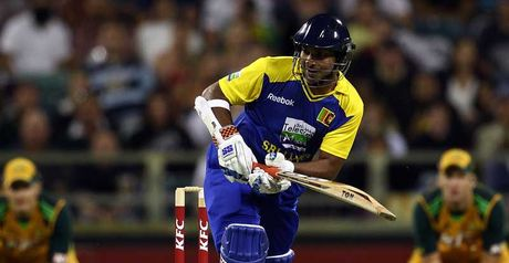 Sangakkara: Lost for words