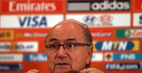 Sepp Blatter: Expected to back Russia in first round