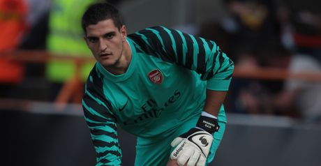 Mannone: Tigers stay