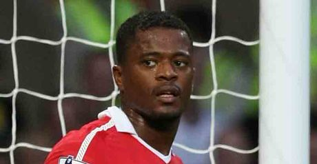 Evra: Hurt by World Cup woe