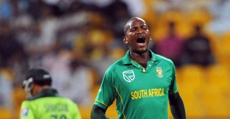 Rising star: Tsotsobe has made a good start to his ODI career