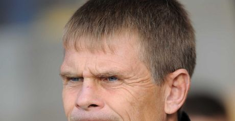 Hessenthaler: Needs striker for new campaign