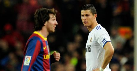 Cristiano Ronaldo: Doesn't want to be compared to Lionel Messi