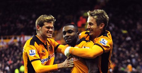 Ebanks-Blake: Came off the bench to be Wolves' matchwinner