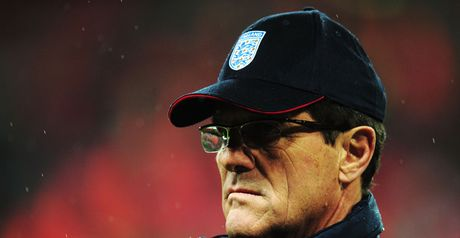 Capello: Dismay at doubters