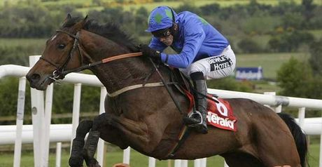 Hurricane Fly: Huge clash with Solwhit on Wednesday.