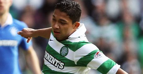 Izaguirre: Has three years left on his current deal
