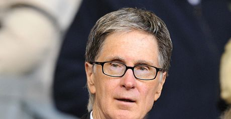 John W Henry: Fenway Sports Group have pumped £110.5m into Liverpool's playing staff