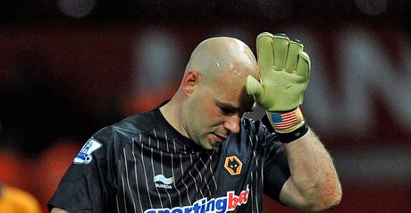 Hahnemann: Former Wolves goalkeeper set to join Everton on short-term deal