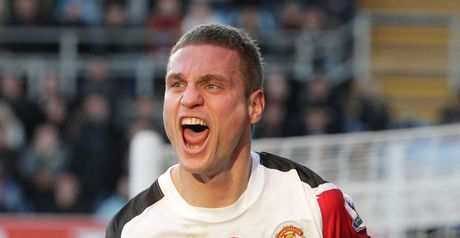 Vidic: Enjoying captaincy