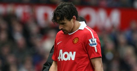 Hargreaves: United have elected not to offer new deal to injury-hit midfielder