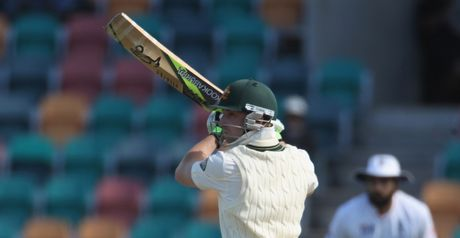 Hughes: Has been backed by Ponting