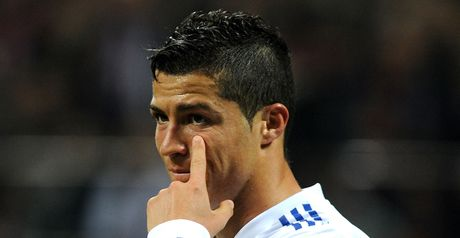 Ronaldo: Ruled out