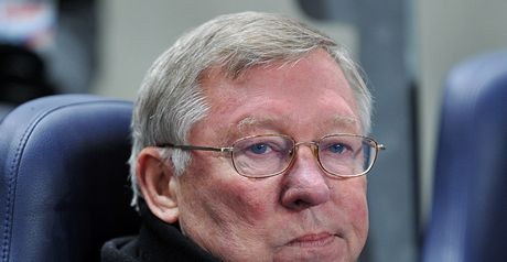 Ferguson: Staying put