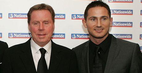 Lampard backing Redknapp