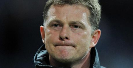 Mark Robins: Linked to the vacant Birmingham post