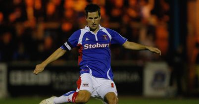Paul Thirlwell: Misses out for Carlisle