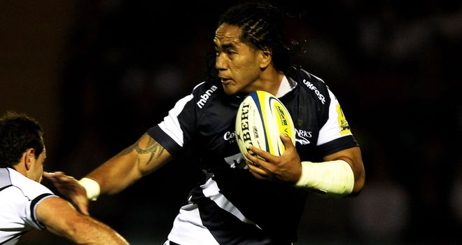 Tuilagi: Has left the Sharks after three seasons
