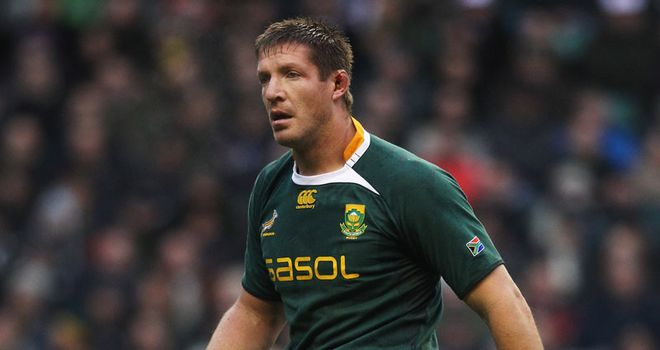 Botha: Heading to France