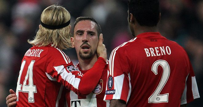 Ribery: No £43m option