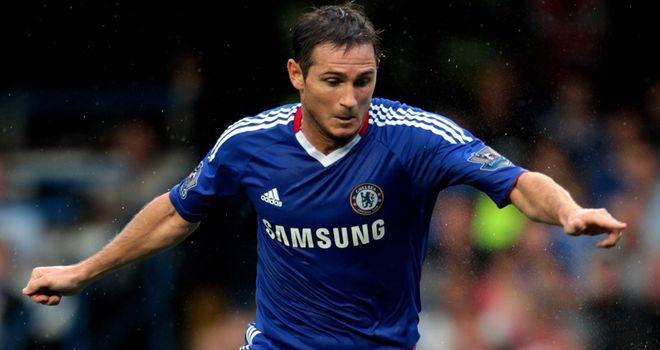 Lampard: Keen to conquer Europe