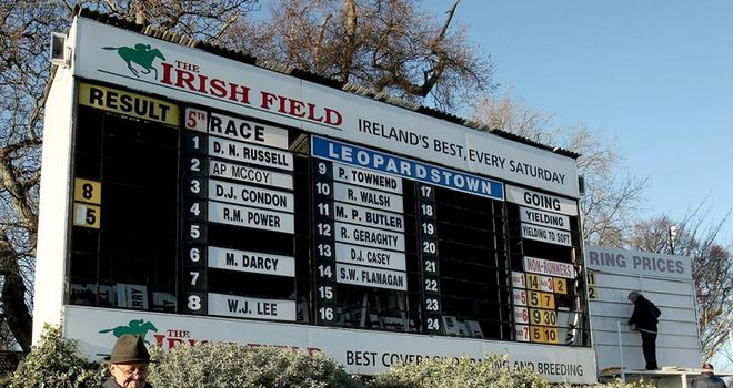 Leopardstown: No longer watering