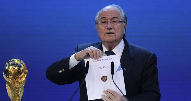 Blatter: Wants winter World Cup