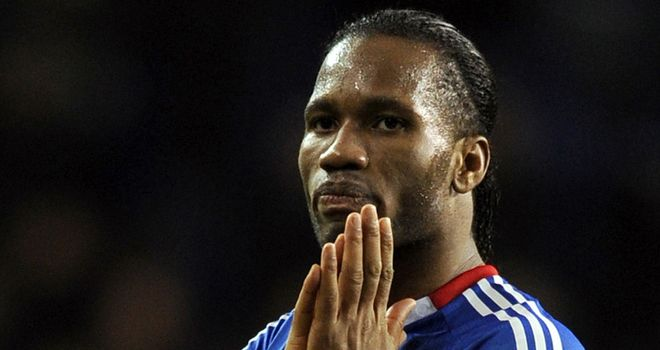 Drogba: Believes youngsters need time