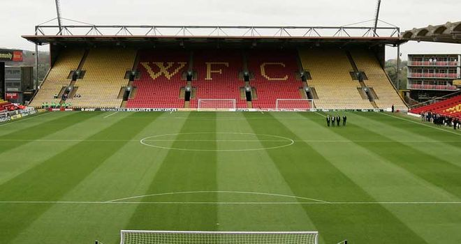 Watford FC: Pair to leave holding company