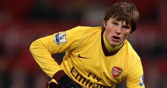 Arshavin: Spent eight successful years with Zenit