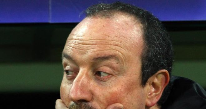 Benitez: Contacted by Villa about their vacant manager's post
