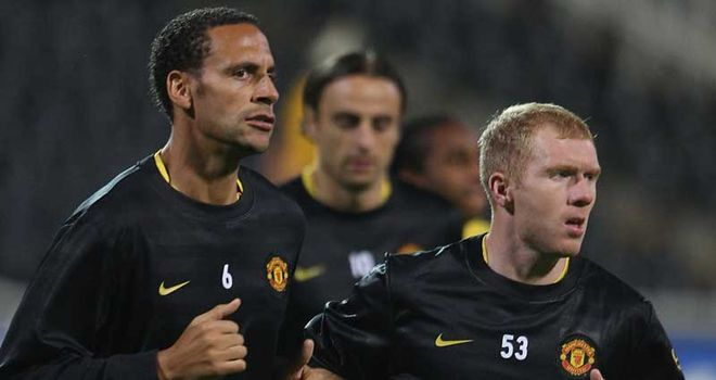 Paul Scholes: Has made a big impact since returning for United in January