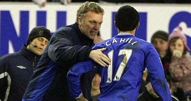 Moyes & Cahill: Have enjoyed a productive working relationship